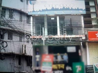 ভাড়ার জন্য এর দোকান - ডাবল মুরিং, চিটাগাং - Commercial Shop Of 1100 Sq Ft For Rent In Sheikh Mujib Road, Double Mooring