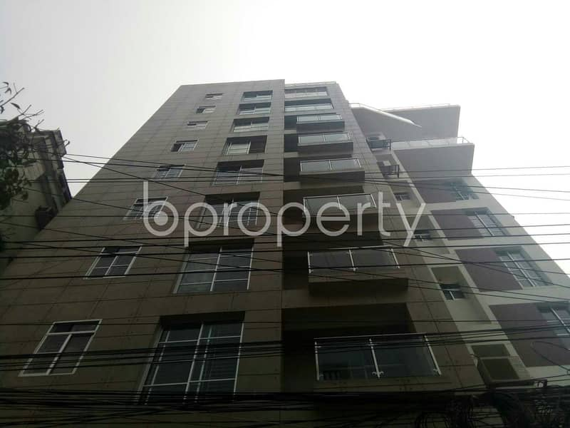 Picture Yourself, Residing In This Well Constructed And Planned 2010 Sq Ft Apartment In Uttara For sale, Near Lubana General Hospital (Pvt. ) Ltd.