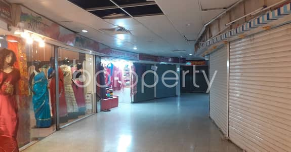 Shop for Rent in Lal Khan Bazaar, Chattogram - Delightful Commercial Shop Available For Rent In Dampara, 14 No. Lalkhan Bazaar Ward
