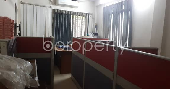 Office for Rent in Kotwali, Dhaka - A 450 Square Feet Commercial Office For Rent At Tati Bazaar.