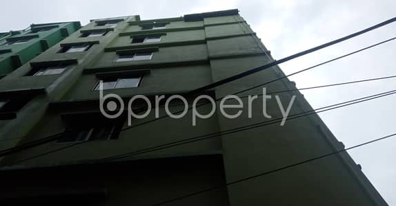 1 Bedroom Flat for Rent in Halishahar, Chattogram - Experience The Emerald Green Views Of Nature From This Modest 500 Sq. ft Flat At CEPZ Which Is Up For Rent.