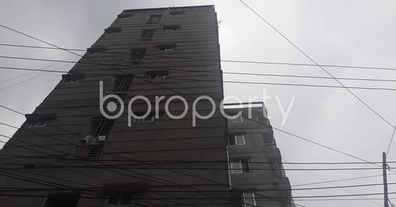 2 Bedroom Apartment for Sale in Jatra Bari, Dhaka - A Reasonable Apartment Of 950 Sq Ft Is Waiting For Sold In North Jatra Bari.