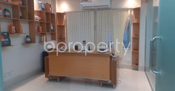 Office for Rent in Shantinagar, Dhaka - At Shantinagar Next To Bashundhara Medical & Diagnostic Center A 1033 Sq. Ft Commercial Office For Rent