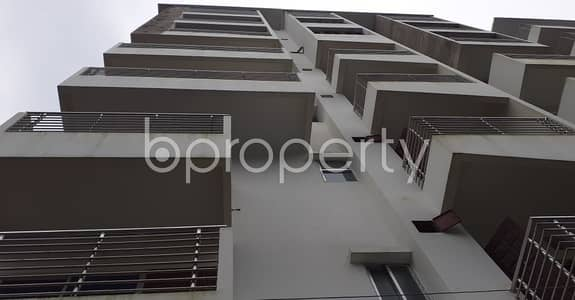 3 Bedroom Apartment for Rent in Jalalabad Housing Society, Chattogram - Do Not Look Past This Wonderful Flat Of 1200 Square Feet To Rent At Jalalabad Housing Society