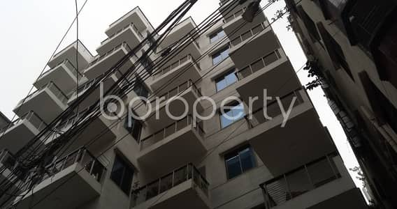 ভাড়ার জন্য BAYUT_ONLYএর ফ্ল্যাট - কালাচাঁদপুর, ঢাকা - Affordable and nice flat is up for rent in Kalachandpur which is 500 SQ FT