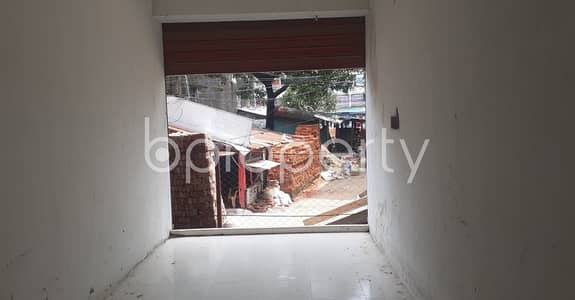 Shop for Rent in Kotwali, Chattogram - This Commercial Opening Of 110 Sq Ft Provides You A Vision For Your Shop's Dynamic Economic Growth