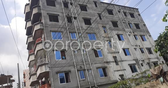 2 Bedroom Apartment for Rent in Dakshin Khan, Dhaka - Looking for a nice home to rent in Dakshin Khan, check this one which is 600 SQ FT