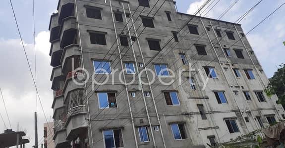 2 Bedroom Apartment for Rent in Dakshin Khan, Dhaka - Tastefully Designed this 600 SQ FT apartment is now vacant for rent in Goaltek