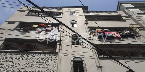 1 Bedroom Apartment for Rent in Kuril, Dhaka - 550 Sq Ft Flat For Rent In Kuril School Road