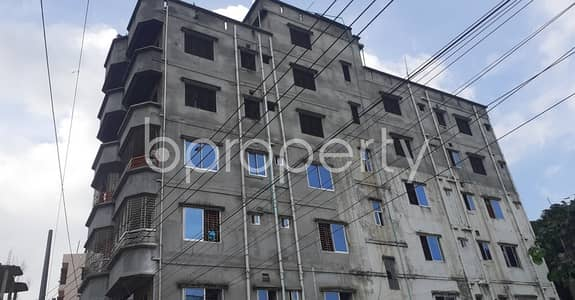 2 Bedroom Apartment for Rent in Dakshin Khan, Dhaka - This suitable 600 SQ FT residential flat is waiting to get rented at Dakshin Khan