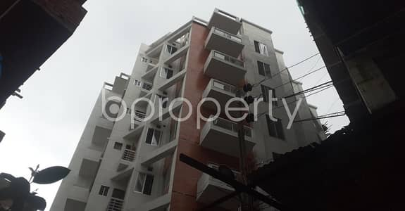3 Bedroom Flat for Sale in Shantinagar, Dhaka - With A Sublime Metropolitan Interior And Availability Of Essential Civic Needs, This Apartment Is Promising You A Refined Form Of Lifestyle