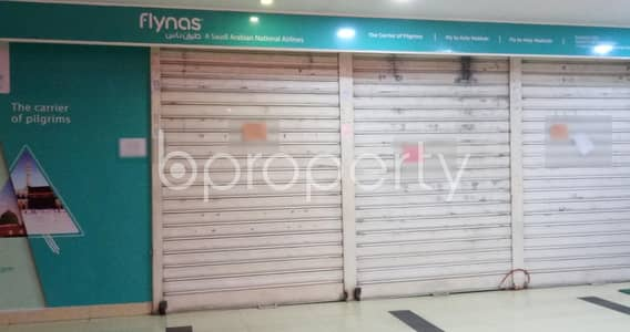 Office for Rent in Banglamotors, Dhaka - At Kazi Nazrul Islam Avenue, A 2268 Square Feet Office Space Ready For Rent.