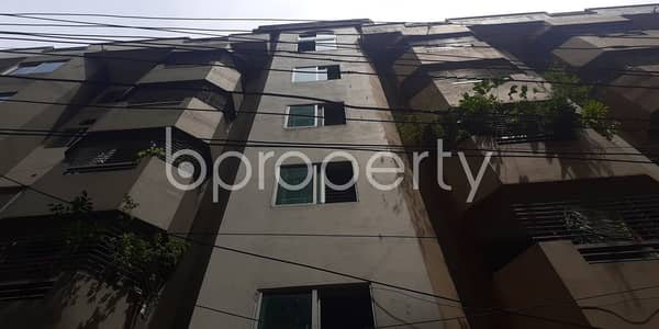 2 Bedroom Apartment for Rent in Kuril, Dhaka - This 650 Sq Ft Well Defined Flat Is Now Vacant To Rent In Kuril
