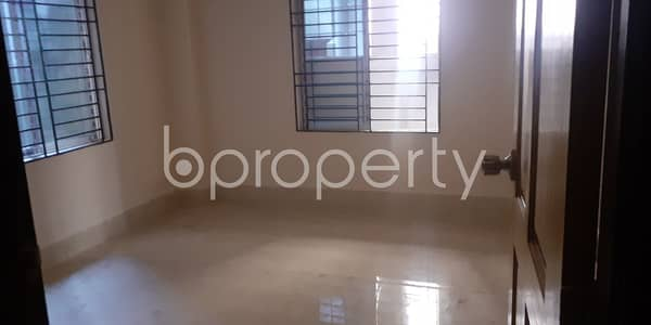 2 Bedroom Flat for Rent in Kuril, Dhaka - View This 700 Sq Ft Flat For Rent In Kuril