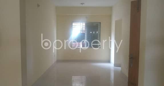 ভাড়ার জন্য BAYUT_ONLYএর ফ্ল্যাট - হালিশহর, চিটাগাং - In This Serene Neighborhood Of Munir Nagar A 3 Bedroom Large Flat Is Up For Rent.