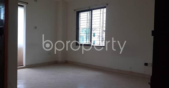 ভাড়ার জন্য BAYUT_ONLYএর ফ্ল্যাট - নিকেতন, ঢাকা - Bright And Cozy Apartment Featuring 1500 Sq Ft Space Is Up For Rent In Niketan