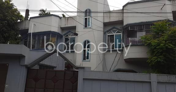 2 Bedroom Apartment for Rent in 10 No. North Kattali Ward, Chattogram - In 10 No. North Kattali Ward A Standard 750 Square Feet -2 Bedroom Flat Is For Rent.