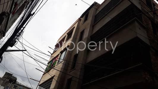 ভাড়ার জন্য BAYUT_ONLYএর ফ্ল্যাট - হালিশহর, চিটাগাং - This 700 Sq Ft Flat In Sabujbag With A Convenient Price Is Up For Rent
