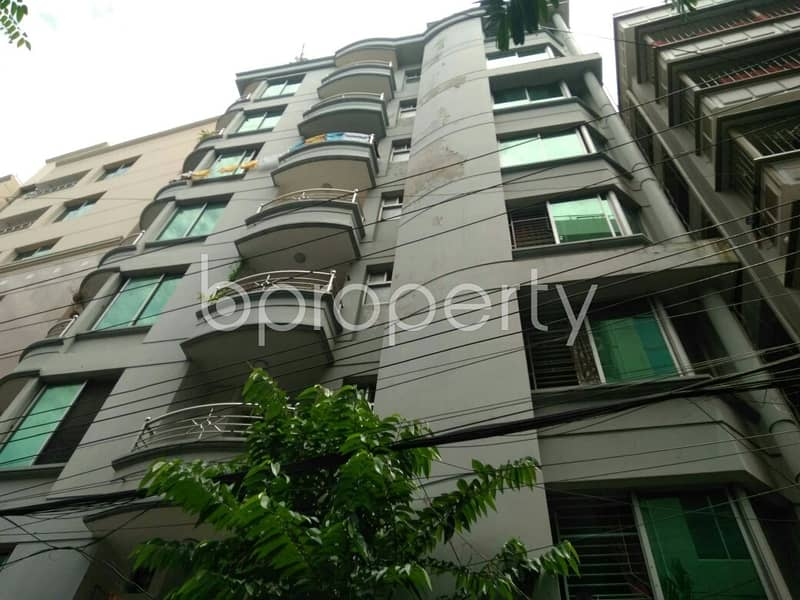 A Nice And Modern Apartment Of 1350 Sq Ft Is Waiting To Be Rented In Sugandha Residential Area.
