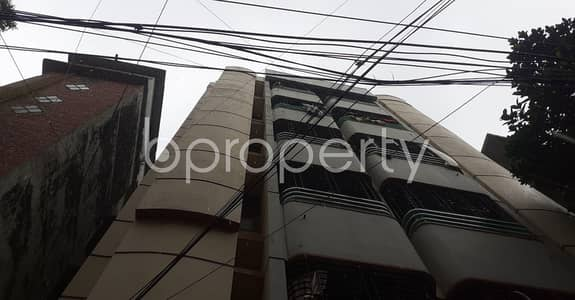 2 Bedroom Apartment for Sale in Lalmatia, Dhaka - Grab A 850 Sq Ft Residence For Sale At Lalmatia Block E.