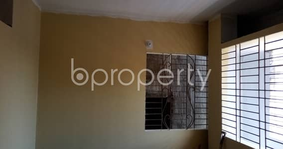 1 Bedroom Flat for Rent in Bayazid, Chattogram - This 500 Sq. ft Apartment Which Is Vacant For Rent In The Location Of Raufabad Residential Area