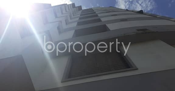 2 Bedroom Flat for Sale in 9 No. North Pahartali Ward, Chattogram - A Finely Built 982 Sq Ft Flat Is Up For Sale In 9 No. North Pahartali Ward