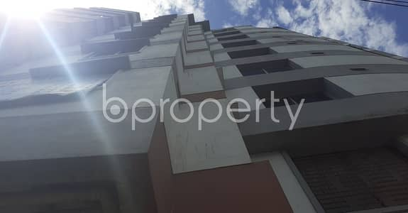 2 Bedroom Flat for Sale in 9 No. North Pahartali Ward, Chattogram - A Beautiful 940 Sq Ft Apartment Is Up For Sale At 9 No. North Pahartali Ward