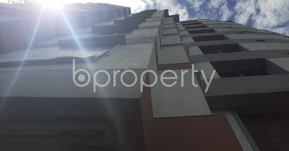 3 Bedroom Flat for Sale in 9 No. North Pahartali Ward, Chattogram - In 9 No. North Pahartali Ward, This 1102 Sq Ft Well Featured Residence Is Waiting For Sale