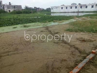বিক্রয়ের জন্য এর প্লট - বাড্ডা, ঢাকা - Attention Plot Finders! A 2.5 Katha Residential Plot Is Up For Sale At East Badda.