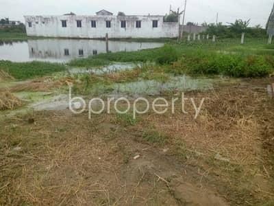 বিক্রয়ের জন্য এর প্লট - বাড্ডা, ঢাকা - Invest In Your Dreams By Buying This Inexpensive Countryside 2.5 Katha Plot At East Badda.