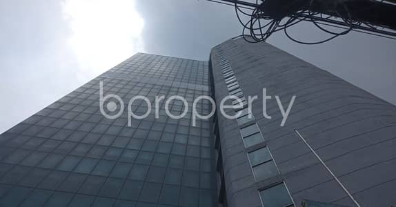 Office for Sale in Badda, Dhaka - A 1405 Square Feet Commercial Office At Shahjadpur For Sale