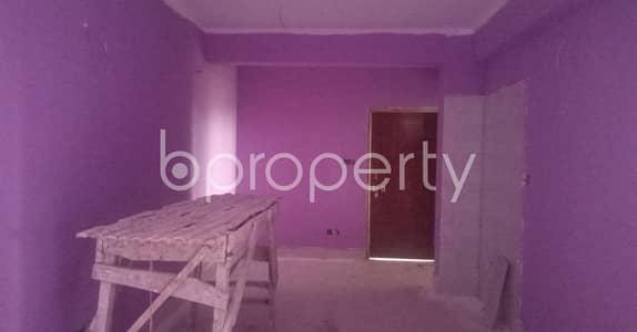 3 Bedroom Flat for Sale in Halishahar, Chattogram - Offering you 1200 SQ FT flat for sale in Halishahar