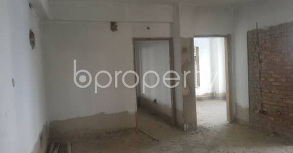 3 Bedroom Apartment for Sale in Halishahar, Chattogram - A well-constructed 1200 SQ FT flat is for sale in Halishahar