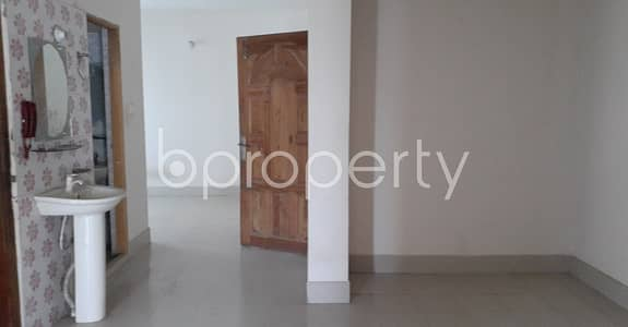 3 Bedroom Apartment for Sale in Khilkhet, Dhaka - Experience The Emerald Green Views Of Nature From This Modest 1040 Sq. ft Flat At Bot Tola Road Which Is Up For Sale.