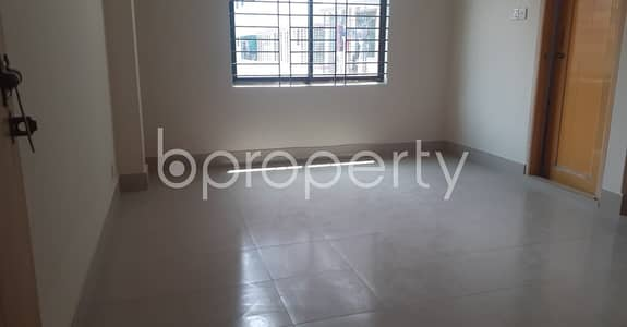 2 Bedroom Apartment for Rent in Uttara, Dhaka - Express Your Individuality At This 900 Sq. ft Apartment Which Is Vacant For Rent In The Location Of Uttara -14.