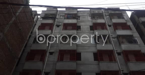 2 Bedroom Flat for Rent in Kamrangirchar, Dhaka - Close To Baitul Islam Jame Mosjid At Kamrangirchar This 2 Bedroom Moderate Residential Apartment For Rent.