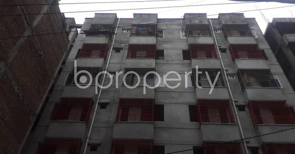 2 Bedroom Apartment for Rent in Kamrangirchar, Dhaka - Days Would Be Better Now In A High-rise Apartment Of 2 Bedroom At Hasan Nagar With Golden Dawns And Lilac Dusks.