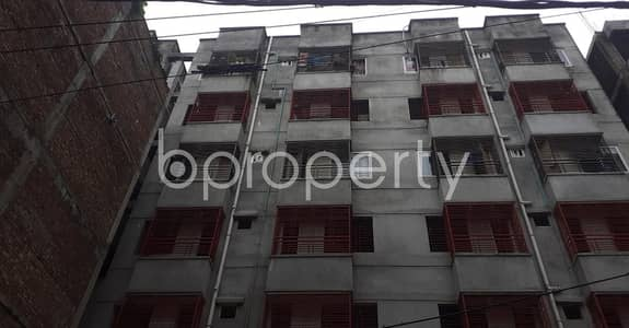 2 Bedroom Flat for Rent in Kamrangirchar, Dhaka - Tastefully Designed This 2 Bedroom Apartment Is Now Vacant For Rent In Hasan Nagar, Kamrangirchar .