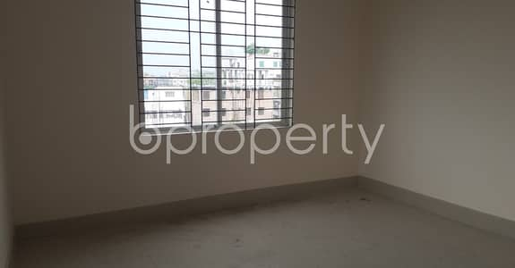 2 Bedroom Apartment for Sale in Dakshin Khan, Dhaka - A 900 Square Feet And 2 Bedroom Residential Apartment For Sale At Middle Faydabad