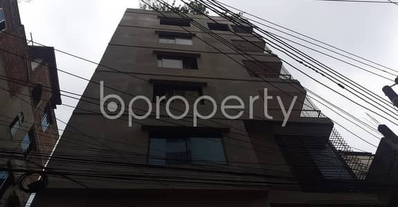 3 Bedroom Flat for Rent in Kathalbagan, Dhaka - This Slender Flat Meeting Your Residential Concerns Is The Perfect Home To You After A Tiresome Day
