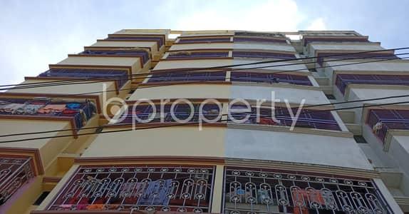 ভাড়ার জন্য BAYUT_ONLYএর অ্যাপার্টমেন্ট - ৭ নং পশ্চিম ষোলশহর ওয়ার্ড, চিটাগাং - Strongly constructed 820 SQ FT residence is available to Rent in Hamjarbag