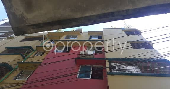 1 Bedroom Apartment for Rent in Uttar Lalkhan, Chattogram - This Slender Flat Meeting Your Residential Concerns Is The Perfect Home To You After A Tiresome Day