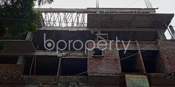 বিক্রয়ের জন্য BAYUT_ONLYএর ফ্ল্যাট - বনশ্রী, ঢাকা - 1564 Sq Ft Flat Is Up For Sale In South Banasree Project