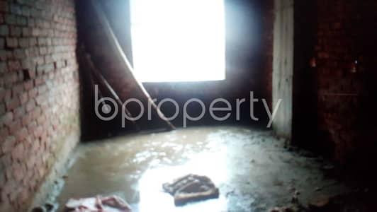 বিক্রয়ের জন্য BAYUT_ONLYএর ফ্ল্যাট - বাসাবো, ঢাকা - Graceful Flat Of 1480 Sq Ft Is Prepared For Sale In North Madartek