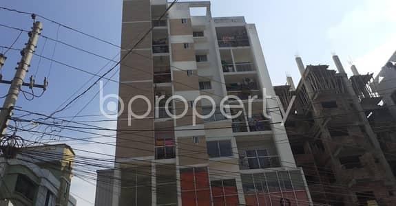 2 Bedroom Apartment for Rent in Dakshin Khan, Dhaka - Built With Modern Amenities, This 2 Bedroom Flat For Rent In The Location Of Shah Kabir Mazar Road, Dakshin Khan.