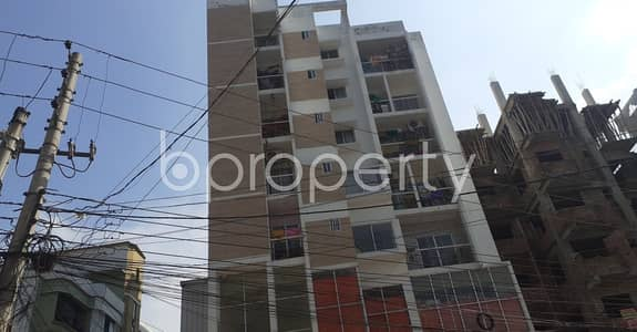 2 Bedroom Apartment for Rent in Dakshin Khan, Dhaka - In An Urban Location And Reasonable Price, See This 2 Bedroom Flat Is Available For Rent In Shah Kabir Mazar Road, Dakshin Khan .