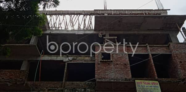 বিক্রয়ের জন্য BAYUT_ONLYএর ফ্ল্যাট - বনশ্রী, ঢাকা - A Newly Constructed Apartment In South Banasree Is Available For Sale Which Is 1564 Sq Ft