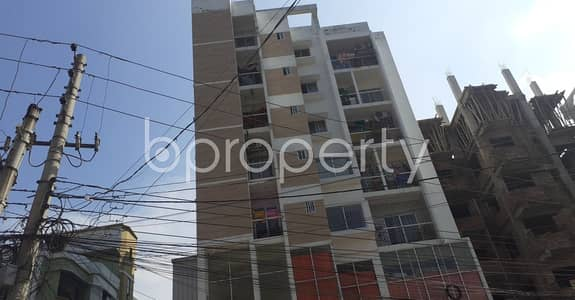 2 Bedroom Flat for Rent in Dakshin Khan, Dhaka - 700 Sq. ft Apartment Is Available For Rent In Dakshin Khan Close To Sonali Bank Limited Which Is Tailored To Your Highest Standards