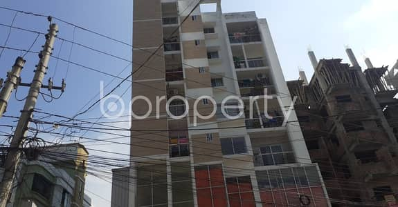 2 Bedroom Apartment for Rent in Dakshin Khan, Dhaka - Attention ! A 700 Sq. Ft Flat Is Up For Rent At Dakshin Khan Near To Sonali Bank Limited, This Is What You've Been Searching For As Your New Home!