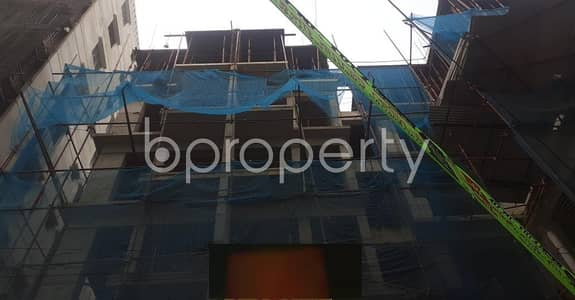 3 Bedroom Flat for Sale in Shahjahanpur, Dhaka - A 1580 Square Feet Residential Apartment At North Shahjahanpur For Sale